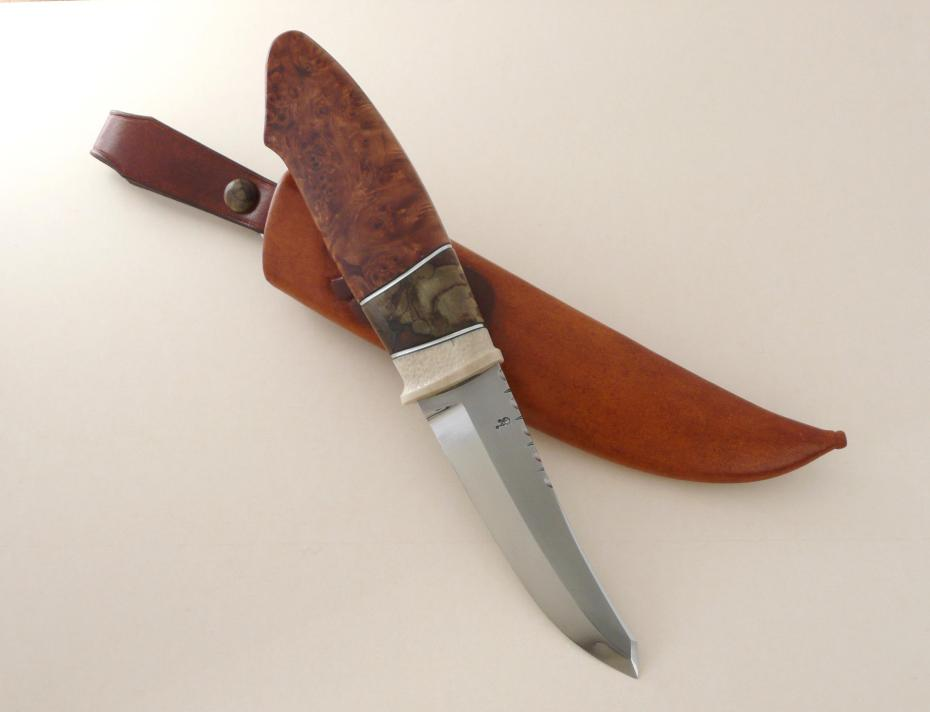 rawhide leather